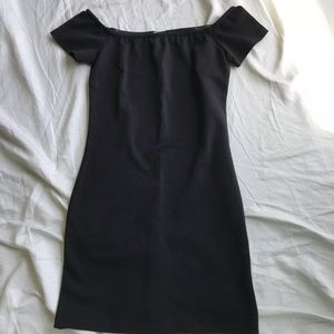 Urban Outfitters Off the Shoulders LBD